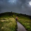A rainy day on Roan.- Carvers Gap to Grassy Ridge Bald