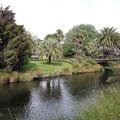 The entrance to the Botanic Gardens is spectacular.- Hagley Park + Botanic Gardens