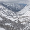 Alta as seen from Grizzly Gulch.- Grizzly Gulch