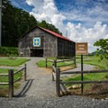 Brochures, picnic tables, information on Tennessee State Parks, and more can be found in the Blue Bird Barn. This is also where night hikes and other ranger-led activities begin.- Seven Islands State Birding Park