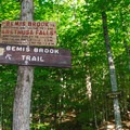 The Bemis Brook Trail and Arethusa Falls Trail both take you to the trailhead.- Arethusa Falls