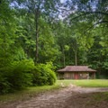 Multiple showers and bathrooms on-site. - Worthington State Forest Campground