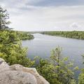 Lake Awosting.- Minnewaska State Park Preserve