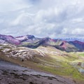 Watch out for deep mud on the trails and take your time to stay safe.- Vinicunca / Rainbow Mountain