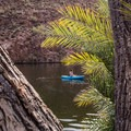 A nice quiet spot to relax on the water.- Canyon Lake: Boulder Recreation Site