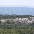 Looking to Gertudes Nose from Hamilton Point.- Minnewaska State Park Preserve