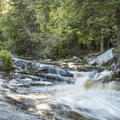 Fly Brook (from Lake Awosting).- Minnewaska State Park Preserve