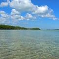Mangrove islands at Great Heron National Wildlife Refuge.- Great White Heron National Wildlife Refuge
