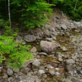 Nearby Beede Brook, which flows down the shoulder of Giant Mountain.- Rock Garden Falls