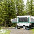 Indian Creek Campground.- Indian Creek Campground