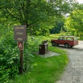 The picnic area is just across Zealand Road from the campground.- Zealand Campground and Picnic Area