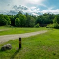 Campsites 1 through 3.- Zealand Campground and Picnic Area