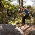 If you have energetic friends, send them on a nature parkour adventure.- General Hitchcock Campground