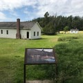 English Camp.- San Juan Island National Historical Park
