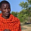 A Maasai elder.- Masai Mara National Reserve