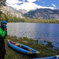 Merced Lake.- Upper Merced River: Headwaters to Little Yosemite Valley