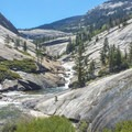 Hard Twist on the Upper Merced River.- Upper Merced River: Headwaters to Little Yosemite Valley