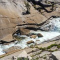 Second part of Hard Twist on the Upper Merced River.- Upper Merced River: Headwaters to Little Yosemite Valley
