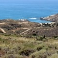 Views of Little Harbor.- Trans-Catalina Trail