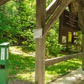 While there is no required fee, there is a suggested donation box at the pavilion.- Cardigan Mountain State Park