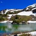 Lost Lake.- Lost Lake Hike