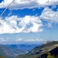 The view back toward Buena Vista.- Lost Lake Hike