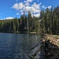 Boulder Lake.- Boulder Lake