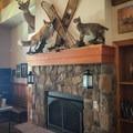 Visitor center interior.- Ponderosa State Park