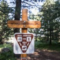 The Arizona Trail is an 800-mile trail that traverses the state of Arizona.- Hart Prairie Loop