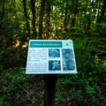 Signage throughout the nature trail helps to educate groups and individuals.- Foothills Equestrian and Nature Center (F.E.N.C.E.)