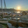 Brentwood Bay, the launching spot for Daphne Inlet.- Buchart Gardens Cove Daphne Inlet