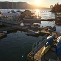 Brentwood Bay launch for Tod Inlet.- Tod Inlet
