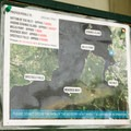 Map of the paddle options around Tod Inlet. - Tod Inlet