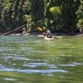 Tod Inlet paddle.- Tod Inlet