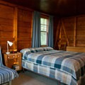 The Chalets are clean and comfortable.- Fundy Highlands Inn and Chalets