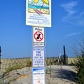 No dogs on most beaches, no smoking, and respect the dunes.- Long Beach Island Beaches