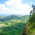 Amazing views are only five minutes up the trail.- Pali Puka