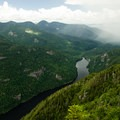 Ausable Lake from Colvin.- Colvin and Blake