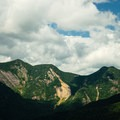Saddleback and Basin from Colvin.- Colvin and Blake