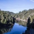 C.C. Cragin Reservoir.- C.C. Cragin Reservoir