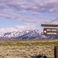 Gros Ventre Campground is very convenient to a lot of Grand Teton National Park's highlights- Gros Ventre Campground