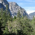 Kings Canyon National Park.- Bubbs Creek Trail