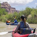 Floating the Little Grand Canyon and the San Rafael River.- San Rafael River: The Little Grand Canyon