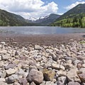 Smith and Morehouse Reservoir.- Weber Canyon Scenic Drive
