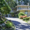 Rae Leigh Heights Bed and Breakfast driveway and parking.- Rae Leigh Heights Bed + Breakfast