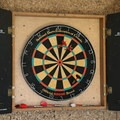 Dartboard at Rae Leigh Heights Bed and Breakfast.- Rae Leigh Heights Bed + Breakfast