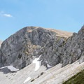 The rugged peaks of Monte Terminillo.- Monte Terminillo + Vetta Sassetelli