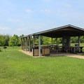 Picnic area.- Manassas National Battlefield Park
