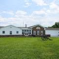 Henry Hill Visitor Center.- Manassas National Battlefield Park