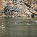 On a weekend summer day, the quarry will be filled with families and friends soaking up the summer. Try a mid-week visit to escape the crowd.- Mead's Quarry